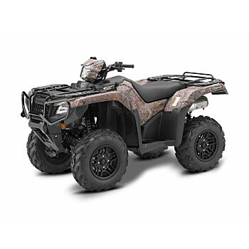 2019 Honda FourTrax Foreman Rubicon for sale 200612131